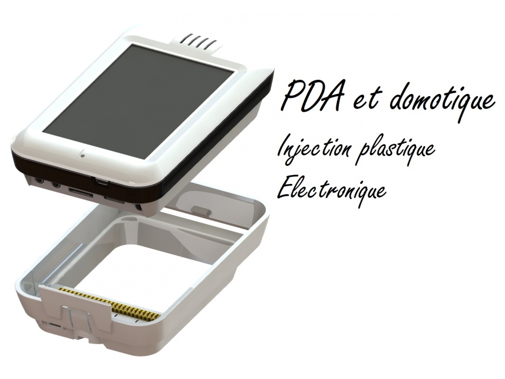 PDA et domotique