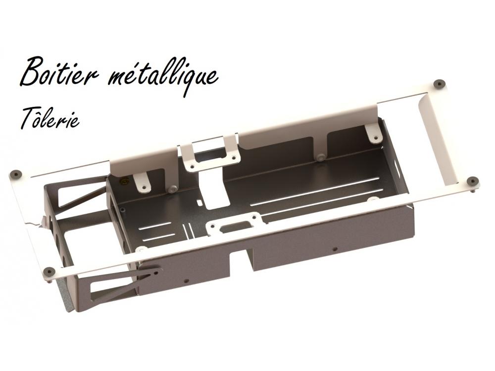 Boitier métallique