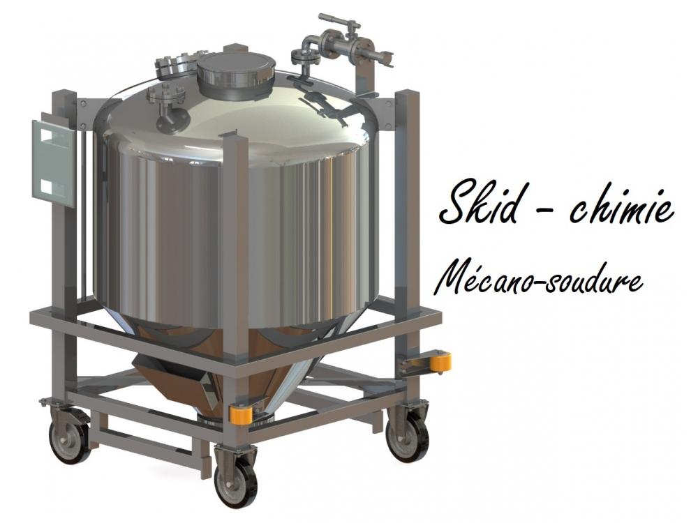 Skid - chimie