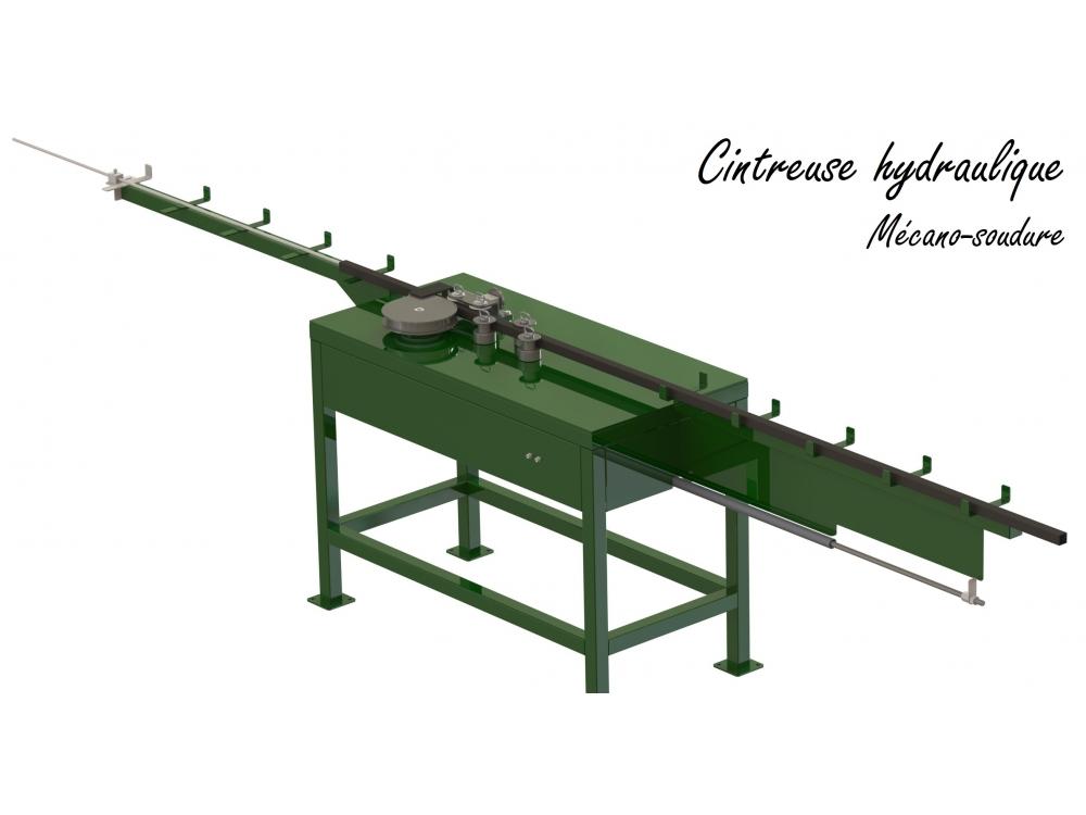 Cintreuse hydraulique